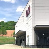 Erweiterung eines bestehenden Logistikzentrums in Niederaula