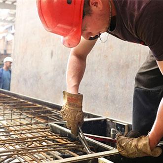 Praktikum Stahlbetonbauer