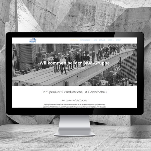 Es ist soweit: Unsere neue Website geht online !