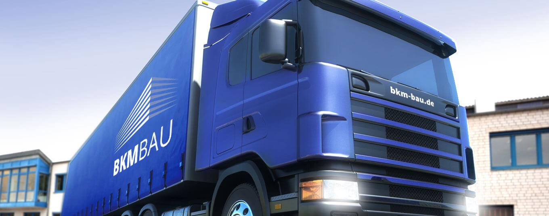 LKW Fahrer gesucht - BKM Karriere