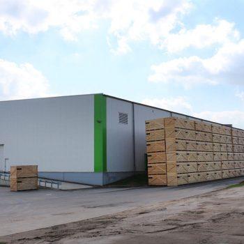 Kistenkühllager Steimbke Referenz BKM BAU