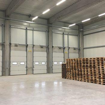 Erweiterung Logistik Depo in Melle - BKM Schlüsselfertigbau