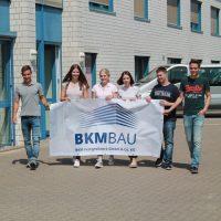 Neue Auszubildende starten bei BKM ins Berufsleben !