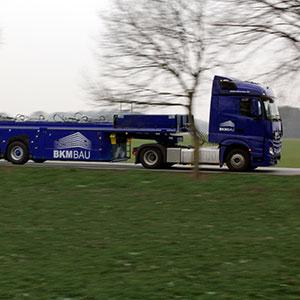 LKW Fahrer Aushilfe