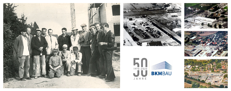 50 Jahre BKM BAU